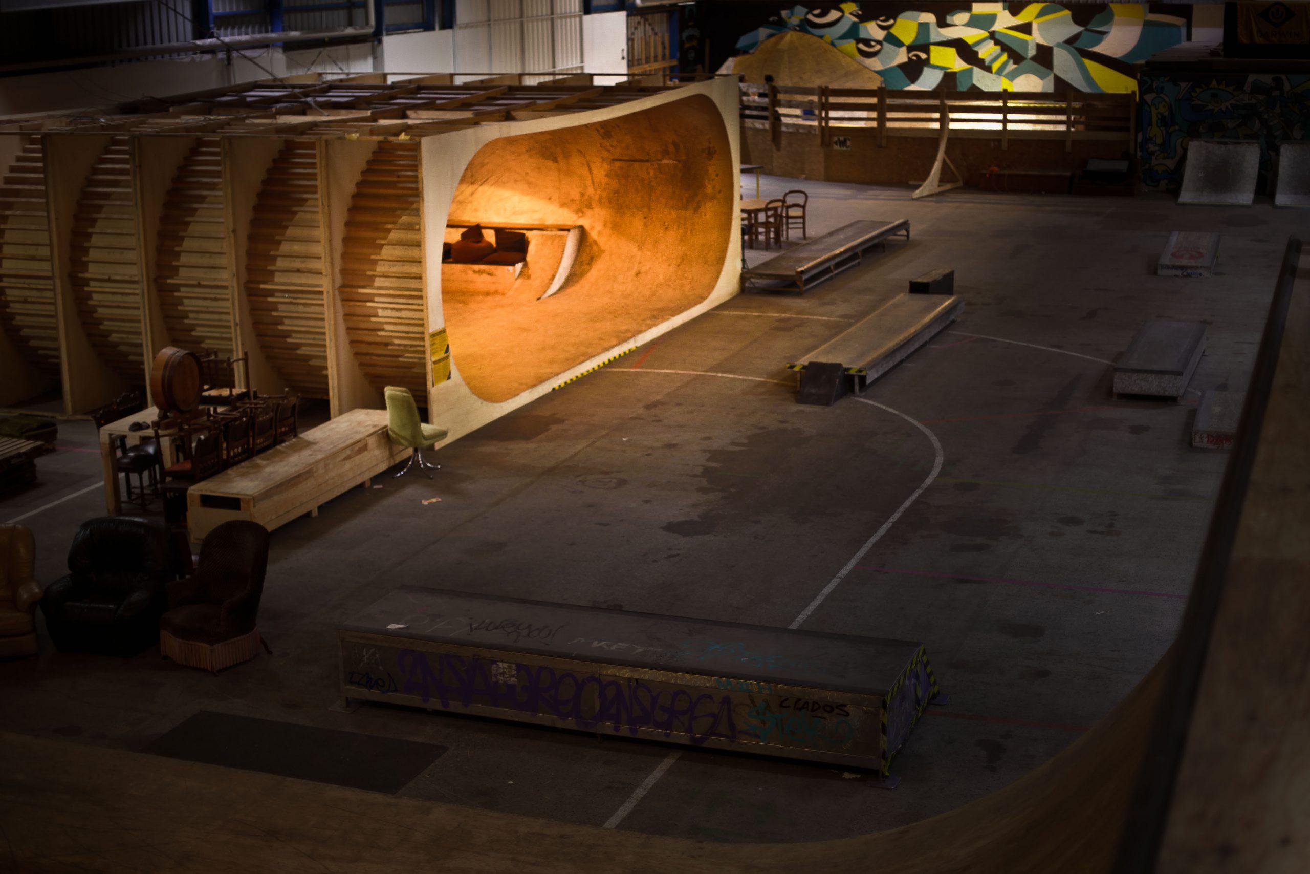 Le skatepark se renouvelle