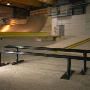 Rails street skate